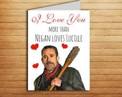 Walking Dead Valentine Meme - dj khaled anniversary card funny birthday card card for