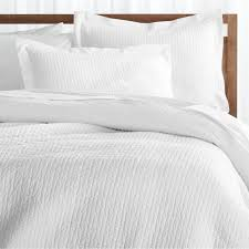 Aqua Bed Warmer Bed Linens U0026 Bedding Collections Crate And Barrel