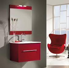 Red Bathroom Cabinets Some Tips On How To Determine The Best Paint For Bathroom Cabinets