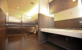 Commercial Restroom Design Commercial Bathroom Lighting - Commercial bathroom design ideas