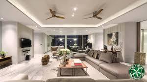 Designer Ceiling Fans by Mrken 3d Solid Wood Designer Ceiling Fan Youtube