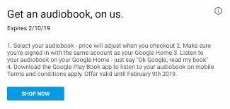 home owners are getting a free audiobook droid
