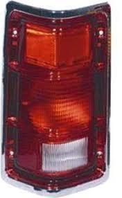 98 dakota tail lights amazon com tail light left lh driver for dodge dakota 1988 1996