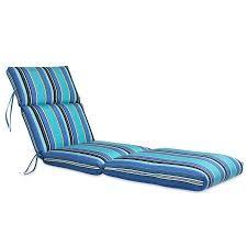 Chaise Lounge Cushions Comfort Classics 72 X 22 In Sunbrella Channeled Chaise Lounge