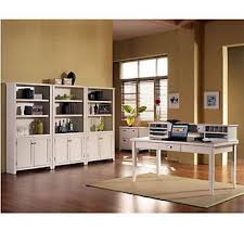White Home Office Furniture Sets Home Office Furniture Maryland Tribeca Loft White Office Suite Ofg