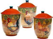 bohemian kitchen canister set 3 piece sugar coffee storage lids