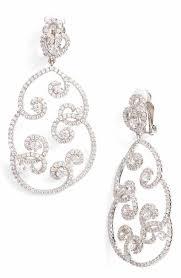 earrings clip on women s clip on earrings nordstrom