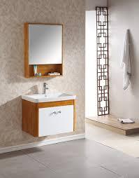 solid wood bathroom cabinet modern design solid wood bathroom cabinet 0283 100 in bathroom