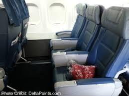 Delta Comfort Plus Seats Delta 717 200 Seats Ride And First Impressions Renés