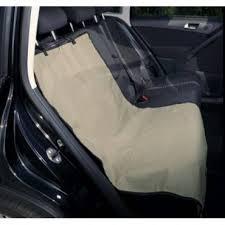 protection siege de voiture housse de protection siège voiture beige pour trixie auberdog