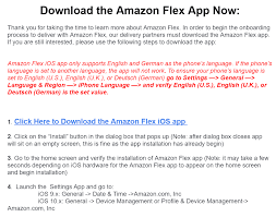 amazon black friday app only deals 3 pacific how to download and install the amazon flex app on your phone