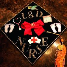 nursing graduation cap outstanding nursing graduation cap decoration templates nurses