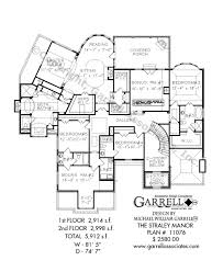 straley manor house plan house plans by garrell associates inc