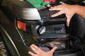 2012 ford f150 projector headlights f150 oem hid conversion 2009 2014 headlight upgrade harnesses