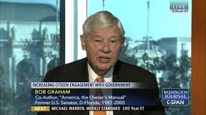 washington journal former senator bob graham d fl dec 14 2016 c