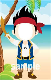 jake neverland pirates photo booth squigglesdesigns