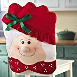 Christmas Chair Back Covers 4 X Snowman Hat Chair Back Covers Christmas Xmas Party Table