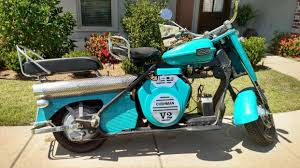 cushman eagle vanguard motorcycles for sale