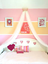 girls bed crown girls bed canopy ideas to diy house photos endearing enchanting