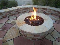 Fire Pit Gas Ring by Fire Pit Gas Line Connect Diy Firepit Com Gas Lights Fire Pits