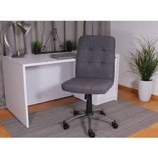 Upholstered Reception Desk Upholstered Office Chairs U0026 Accessories Shop The Best Deals For