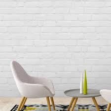 painted white loft wallpaper by woodchip and magnolia by woodchip