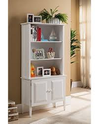 Wooden Bookcase With Doors On Sale Now 15 Off Kings Brand Furniture Wood Bookcase With