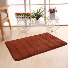 Non Slip Bath And Pedestal Mats Unbranded Bathmats Rugs And Toilet Covers Ebay