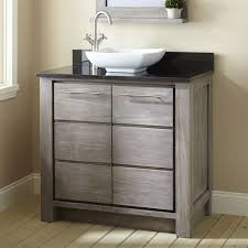bathroom vessel sink vanity home design ideas and pictures