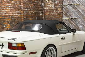 porsche 944 spoiler 1991 porsche 944 s2 cabriolet
