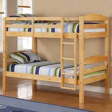 Viv Rae Abby Twin Over Twin Bunk Bed  Reviews Wayfairca - Twin over twin bunk beds