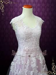 lavender purple boho beach lace wedding dress korynne ieie bridal