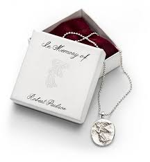 personlized gifts guardian angel necklace personalized keepsake gifts