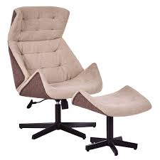 Lounge Chair Dimensions Ergonomics Amazon Com Giantex Executive Chair Lounge Leisure Chair