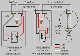 wiring diagram for 3 way dimmer switch 3 way dimmer switch wiring
