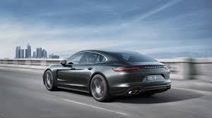 porsche panamera concept there u0027s more 911 than ever in the new and improved porsche