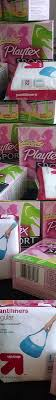 playtex sport light unscented tons pantiliners carefree original long liners fresh scent 42 ea pack