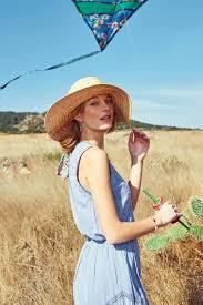 anthropologie meadowsweet sun hat in pink lyst