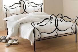 Black Wrought Iron Bed Frame Luxury Designs For Beds Made Of Metal Metal Beds Wrought Iron