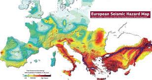 earthquake hazard map european seismic hazard map 2013 sardinia property finder