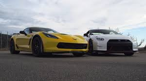 nissan gtr nismo wallpaper nissan gt r nismo vs corvette z06 sssupersports com