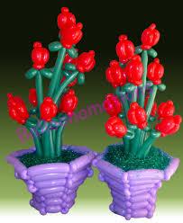 Flowers With Vases Roses With Vases Wm Balloon Decor San Antonio