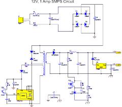 power supply help understanding transformer aux winding