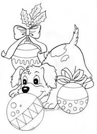 ornaments free printable christmas coloring pages kids paper