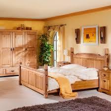Schlafzimmer Orange Mexiko Komplett Schlafzimmer Josue Aus Kiefer Wohnen De