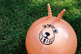 Small Space Hopper - product review giant retro space hopper the pioneer woman