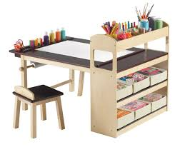 playroom table with storage kids room deluxe art center unique kid s sized art table is best