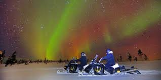 vacation to see the northern lights photos of luxury vacations in arctic circle business insider