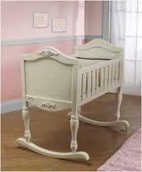 rocking cradle bassinet foter