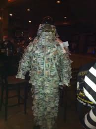 Money Halloween Costume U0027s Spooky Truth Halloween Huffpost